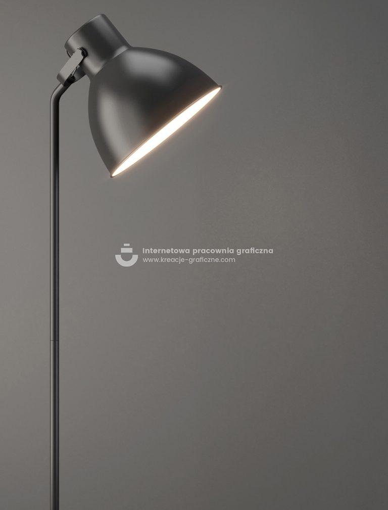 wizualizacje lamp i oświetlenia