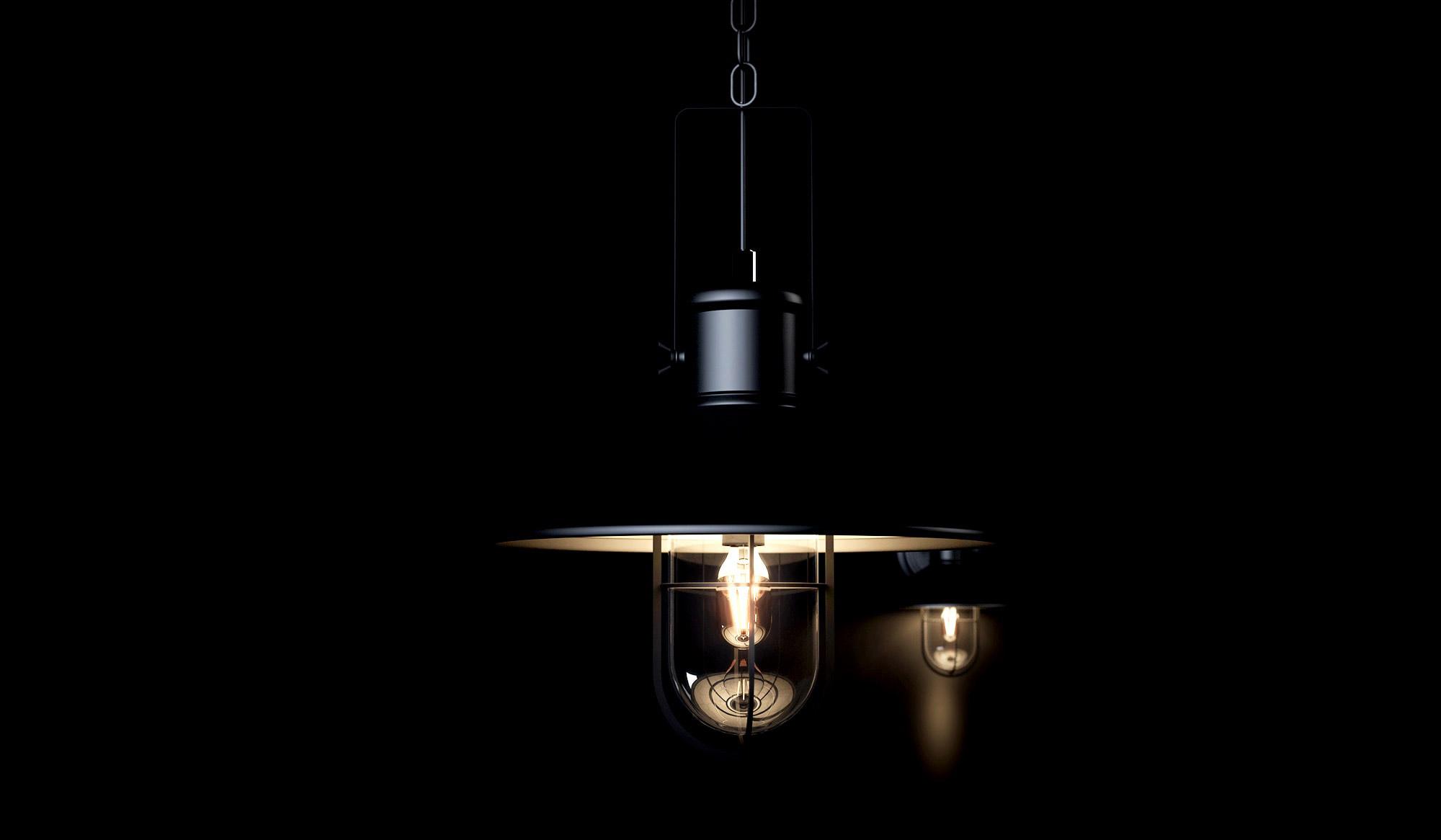 wizualizacja lampy
